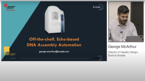 Echo-based DNA Assembly Automation