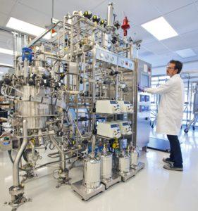 Bioproducts fermentation
